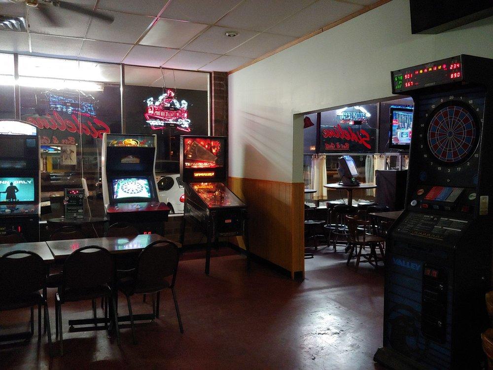 Sideline Bar: 8510 Manchester Rd, Saint Louis, MO