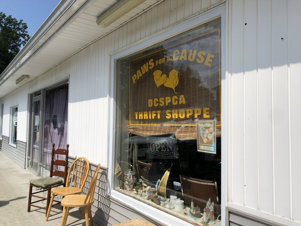 DSPCA Thrift Shoppe: 12-600 Violet Ave, Hyde Park, NY