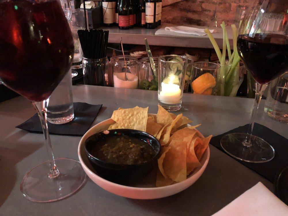 PURO ceviche bar: 264 Newbury St, Boston, MA