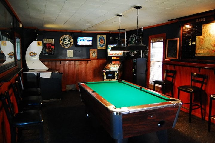 Photo Of Loganu0027s Alley   Grand Rapids, MI, United States. The Pool Table