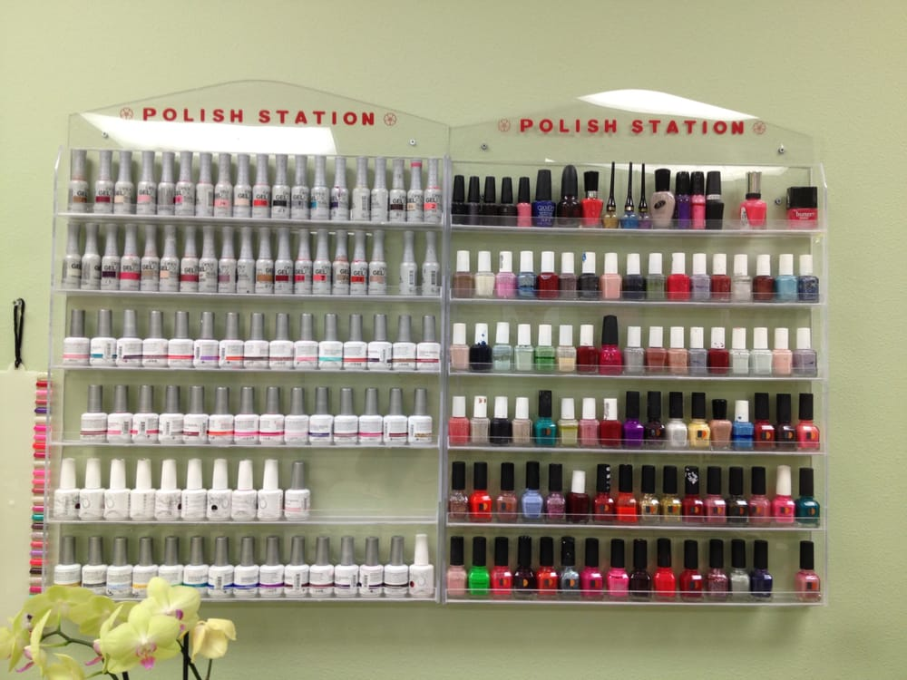 Impress nails spa 18 anmeldelser neglesaloner for 18 8 salon rancho santa margarita