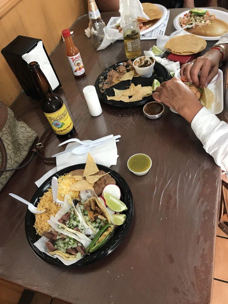 Tacos Arandas: 2075 E Highland Ave, San Bernardino, CA