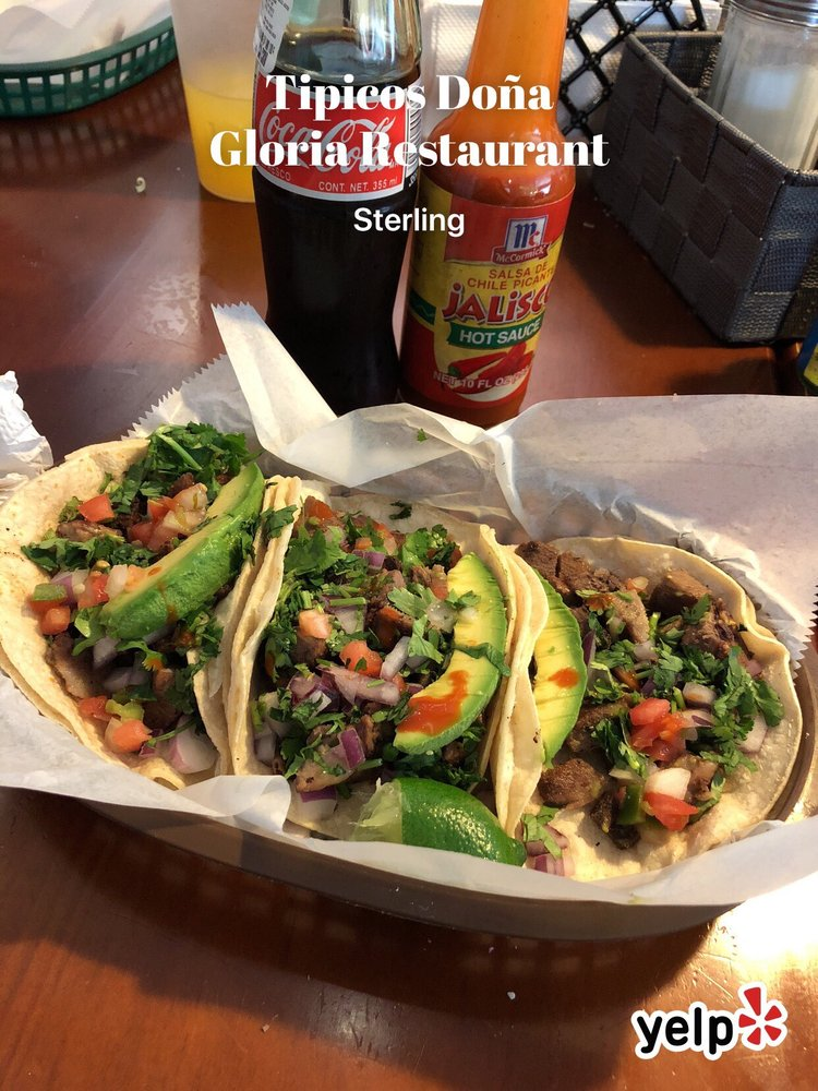 Tipicos Doña Gloria Restaurant: 317 S Sterling Blvd, Sterling, VA