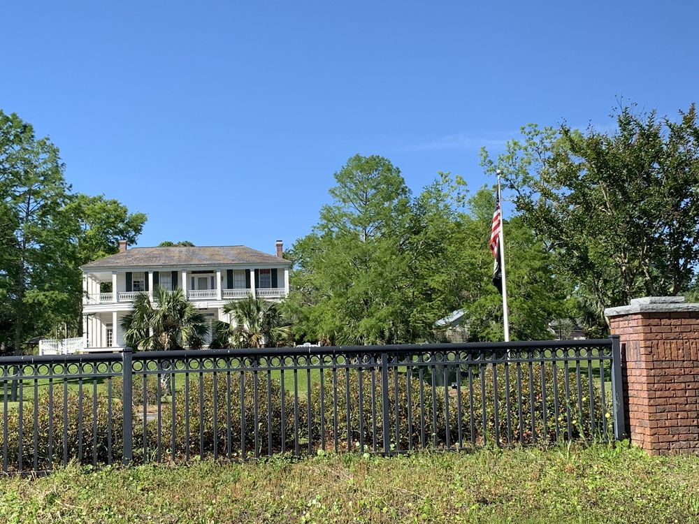 Orman House Historic State Park: 177 5th St, Apalachicola, FL