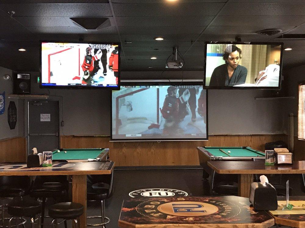 Fatt Boy's Sports Bar and Casino: 1307 US Hwy 2 W, Kalispell, MT