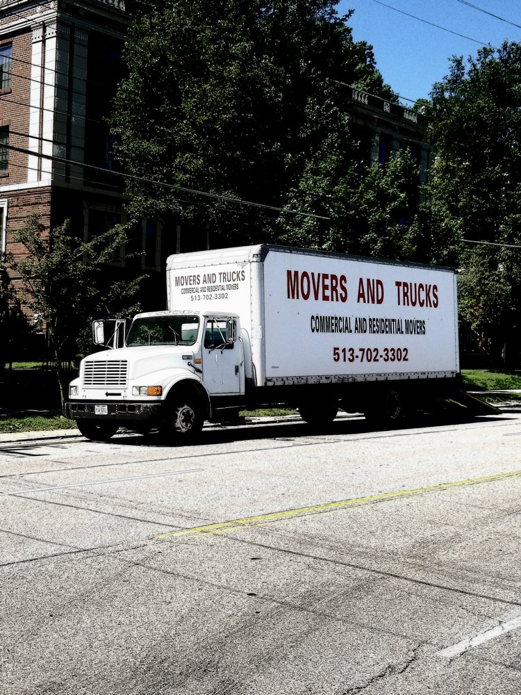 Movers and Trucks Moving: Cincinnati, OH