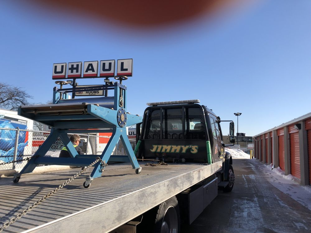 Towing business in Lisbon, WI