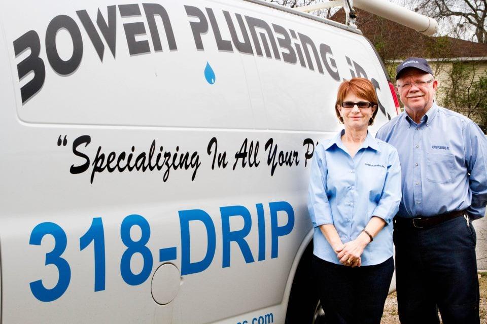 Bowen Plumbing: 400 7th St, Hot Springs, AR