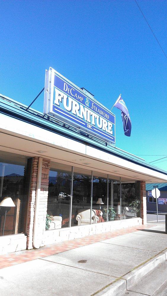 Decamp & Stradford Furniture: 533 E Fairhaven Ave, Burlington, WA