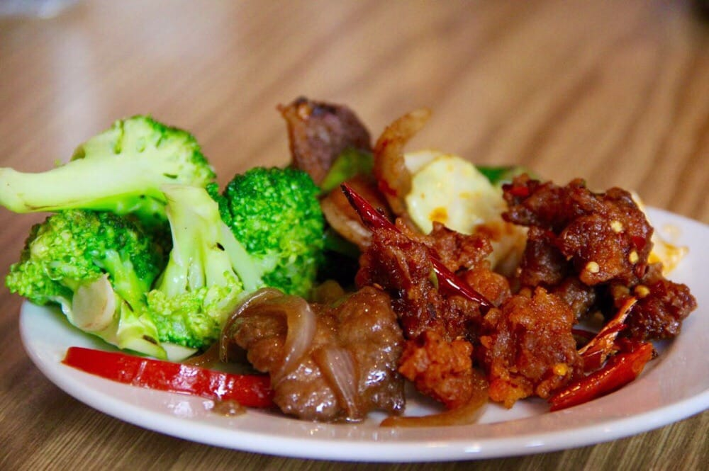Han Chinese Kabob & Grill