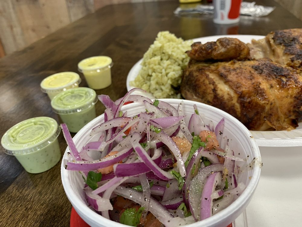 Canastas Chicken: 7037 Forest Hill Ave, Richmond, VA