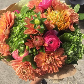 Photo of Urban Flowers - San Francisco, CA, United States. Beautiful custom assortment