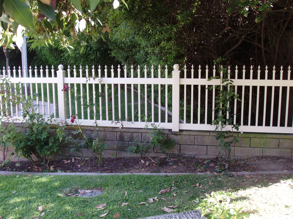 Photos For Vinyl Smart Fencing Yelp