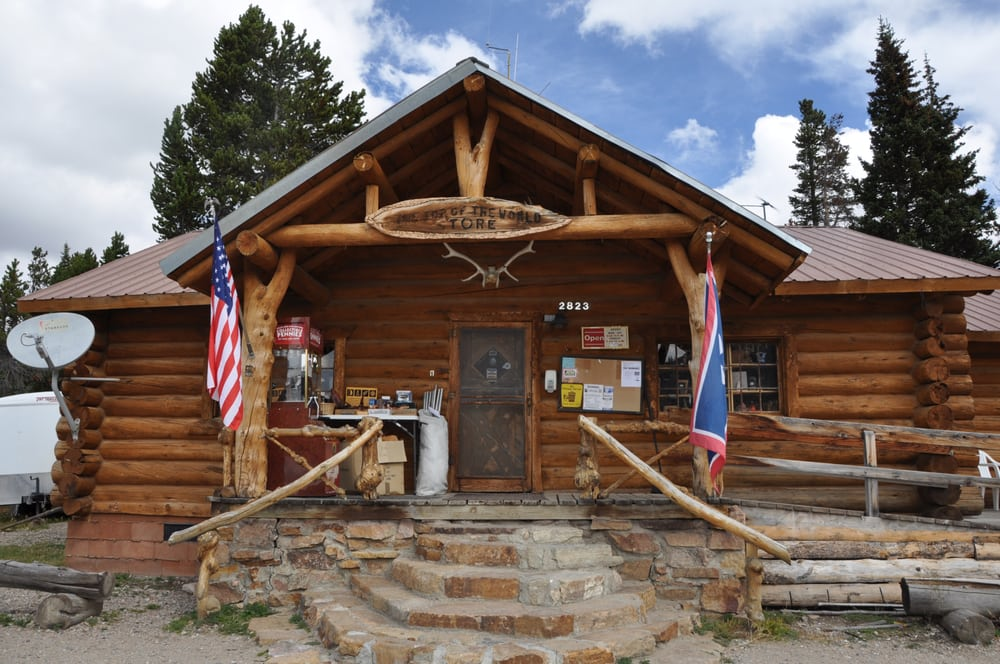 Top of The World Resort: 2823 Hwy 212, Cooke City-Silver Gate, MT