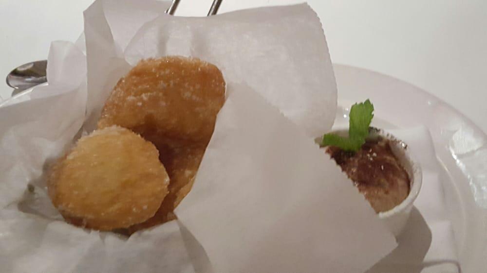 Warm donut holes yelp for Passion fish reston va