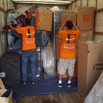 Photo Of Elite Moving Storage Los Angeles Ca United States