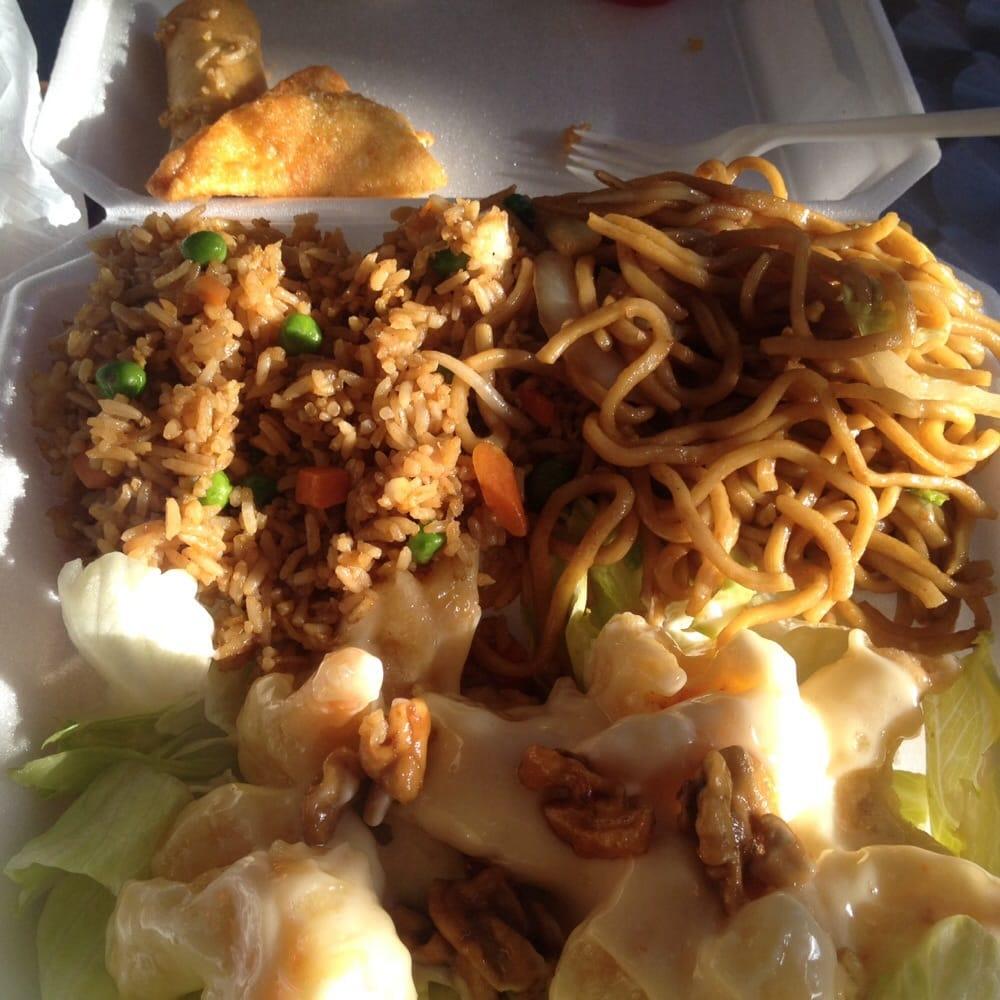 Happy Chinese Food Sacramento Ca