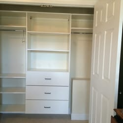 Awesome Photo Of Affordable Closets   Raleigh, NC, United States. This Is Finished  Closet ...