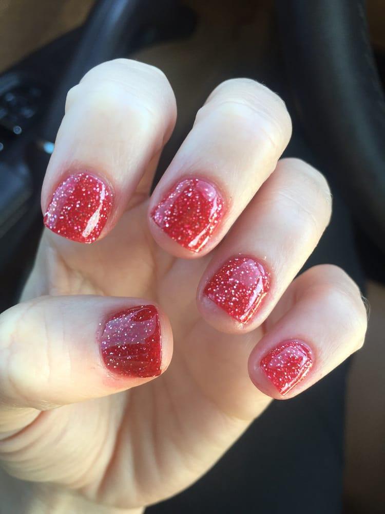 Christmas Nexgen nails - Yelp