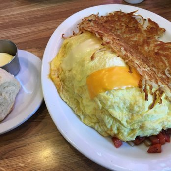 Photo Of Carlos Country Kitchen Santa Rosa Ca United States Omelette