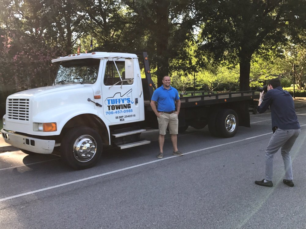 Towing business in Phenix City, AL