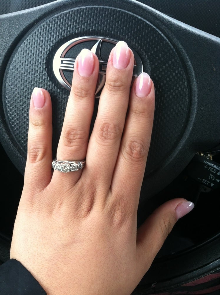 I wanted short, round, natural looking nails. Got exactly what I ...