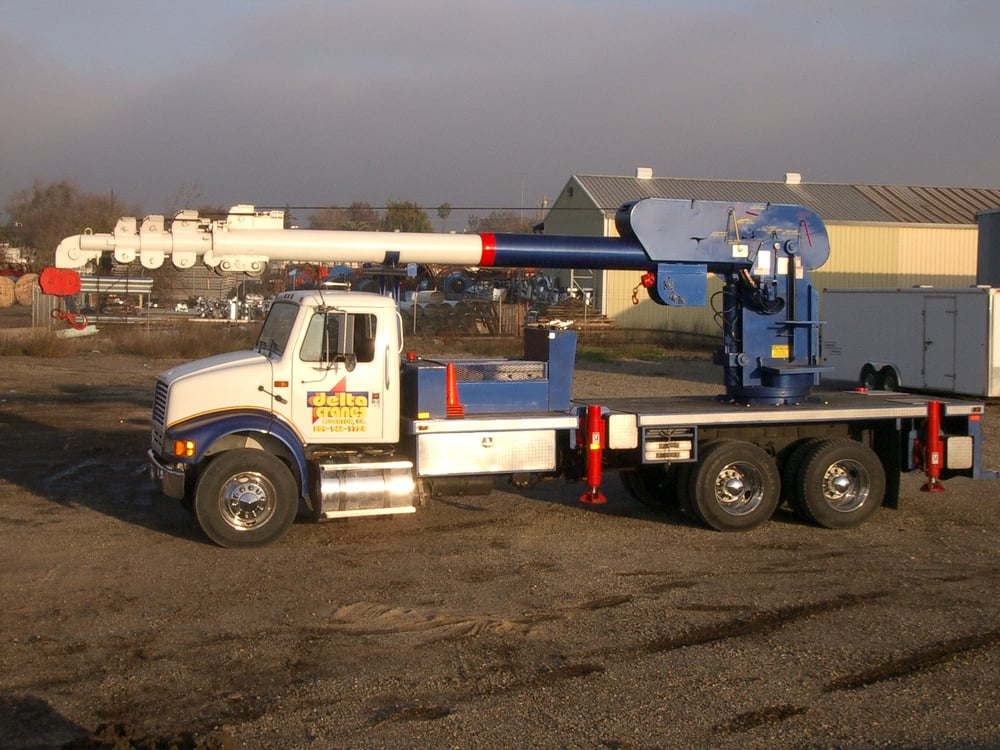 Delta Cranes: 2229 Stewart St, Stockton, CA