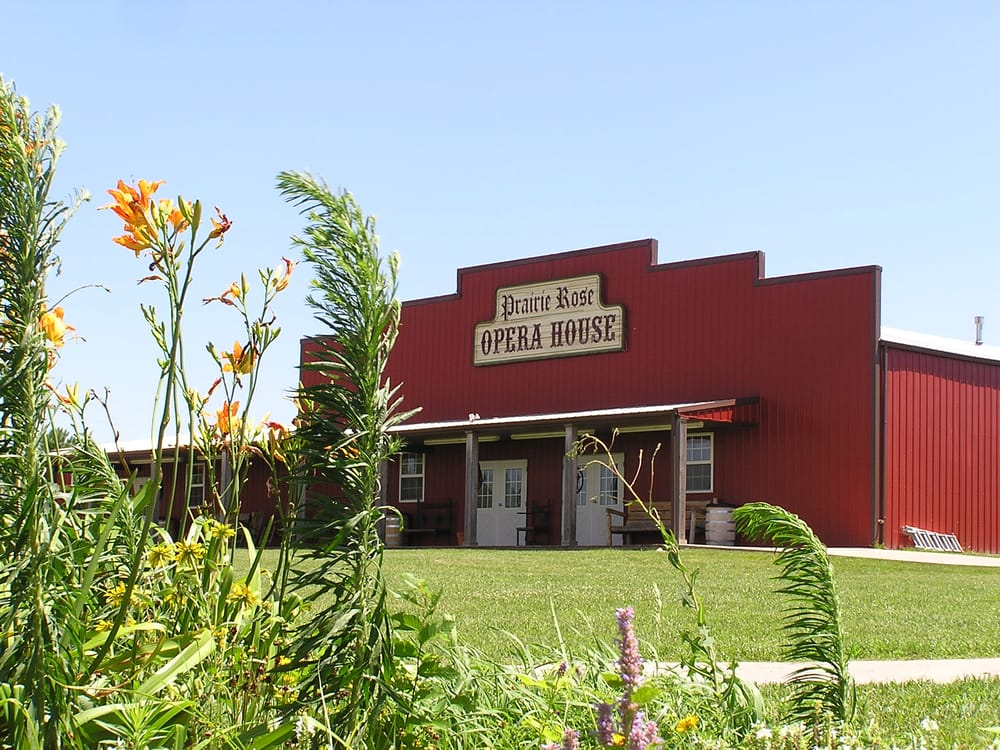 Prairie Rose Chuckwagon Supper: 15231 SW Parallel St, Benton, KS