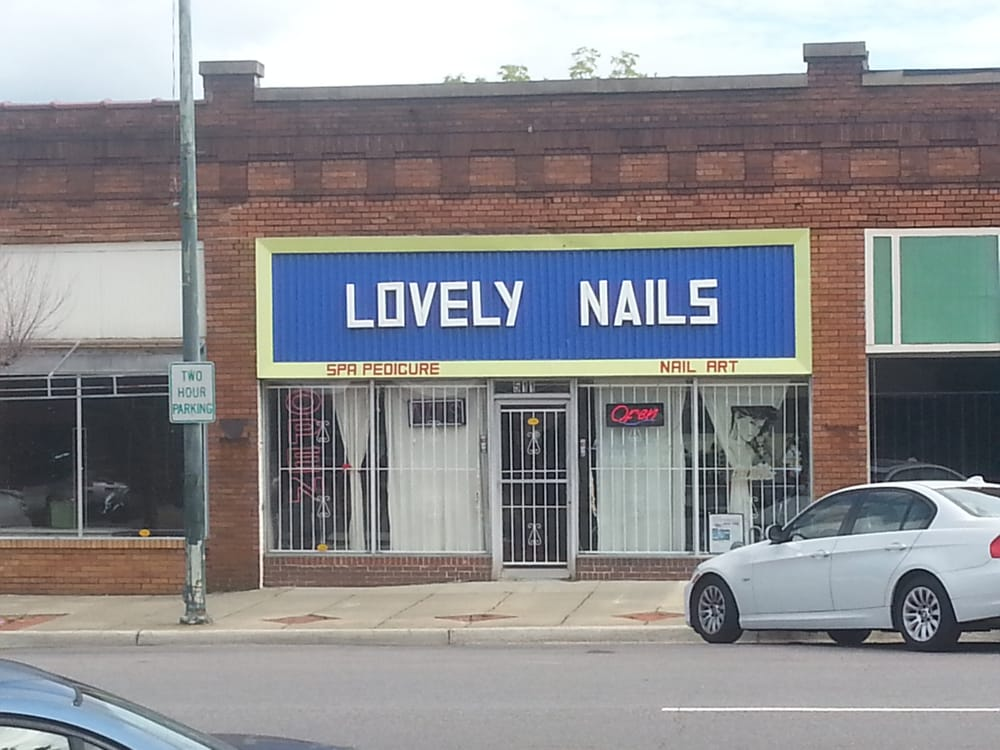 Lovely Nails: 511 19th St N, Bessemer, AL