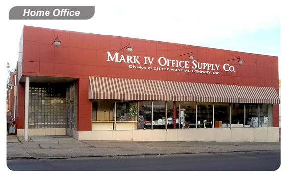 Mark IV Office Supply & Printing: 110 S Beeson Ave, Uniontown, PA