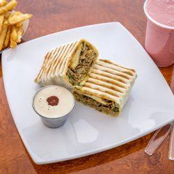 Falafel Shawarma Planet