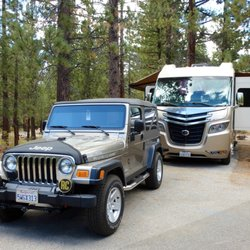 Photo of New Shady Rest Campgrounds - Mammoth Lakes, CA, United States