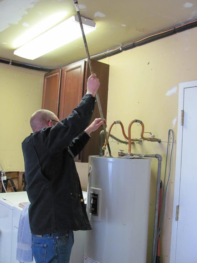Repairing Electric Water Heater Yelp