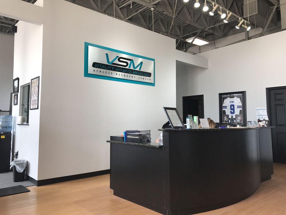 Vitality Sports Medicine: 4020 W Plano Pkwy, Plano, TX