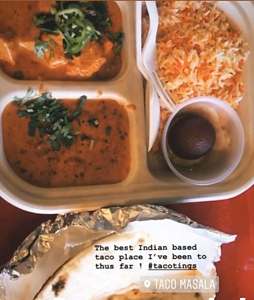 Arun's Indian Cocina / Taco Masala