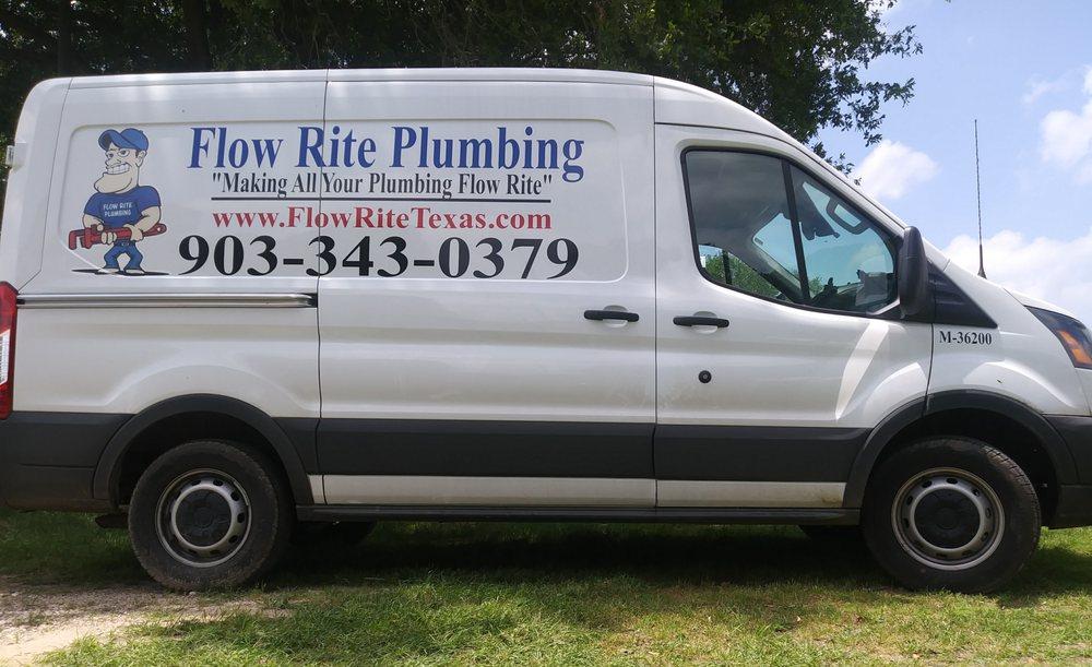 Flow Rite Plumbing: 1910 E Se Loop 323, Tyler, TX