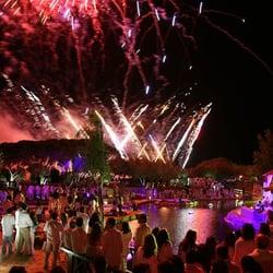 Photo Of Nikki Beach Las Vegas Nv United States Party Fireworks