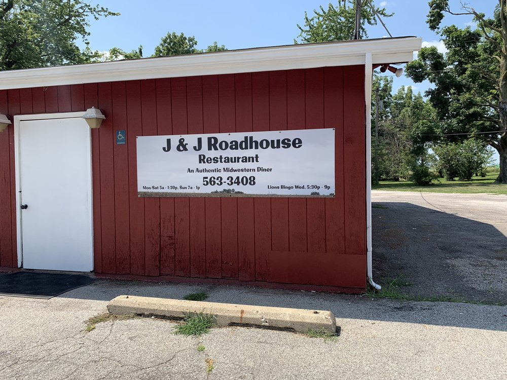 J & J Road House: 305 N State Rd 43, Brookston, IN