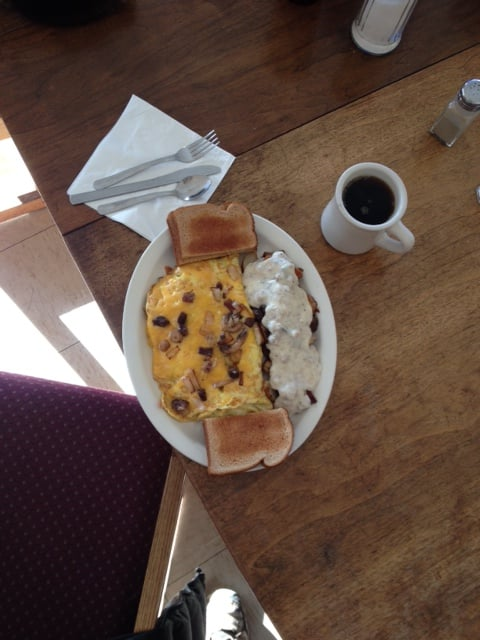 Denali Parks Cafe