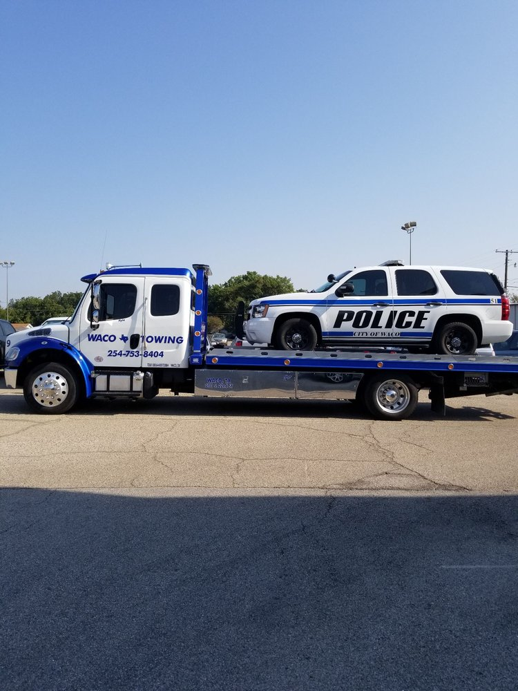 Towing business in Bellmead, TX