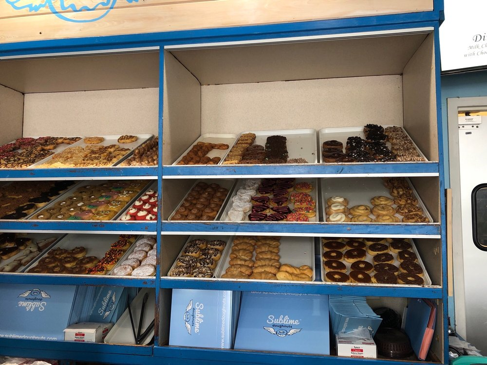 Sublime Doughnuts: 535 10th St NW, Atlanta, GA