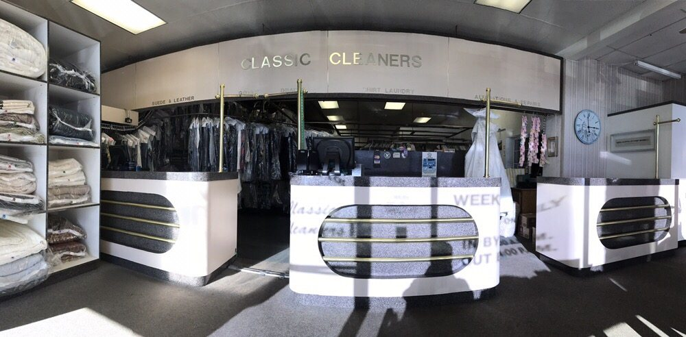 Classic Cleaners: 3440 Palmer Dr, Cameron Park, CA