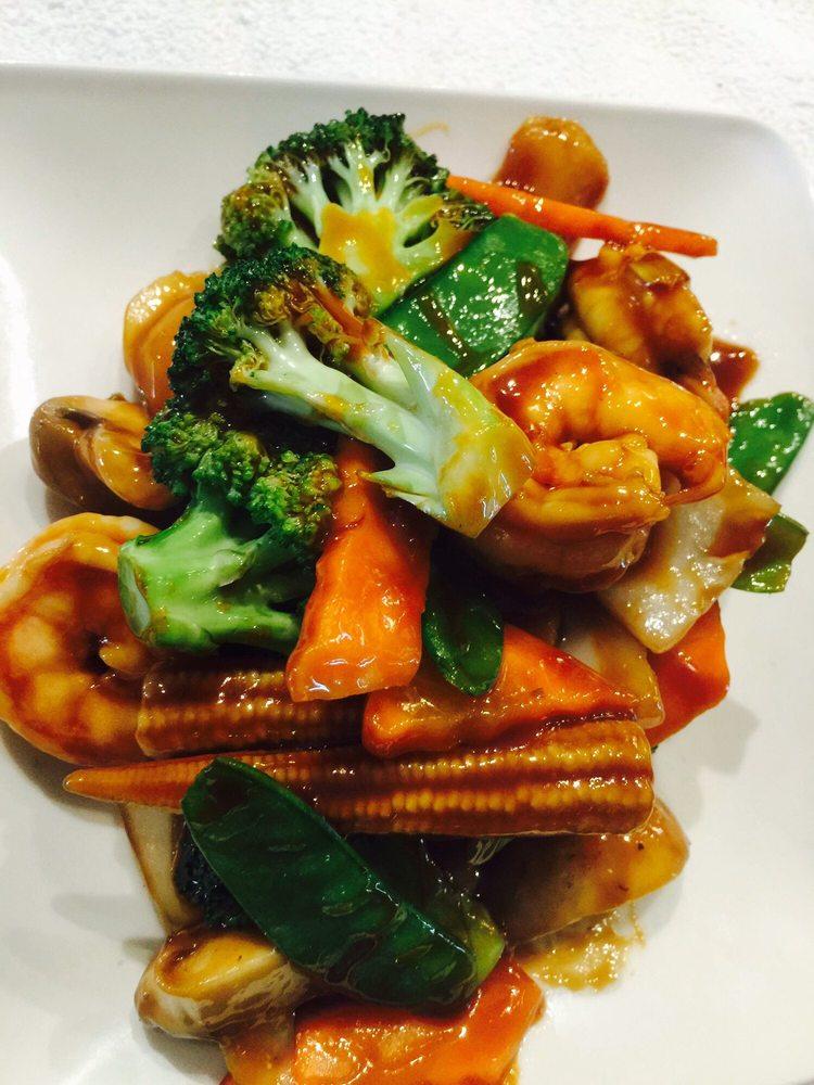 Shrimp w vegetables yelp for Asian 168 cuisine