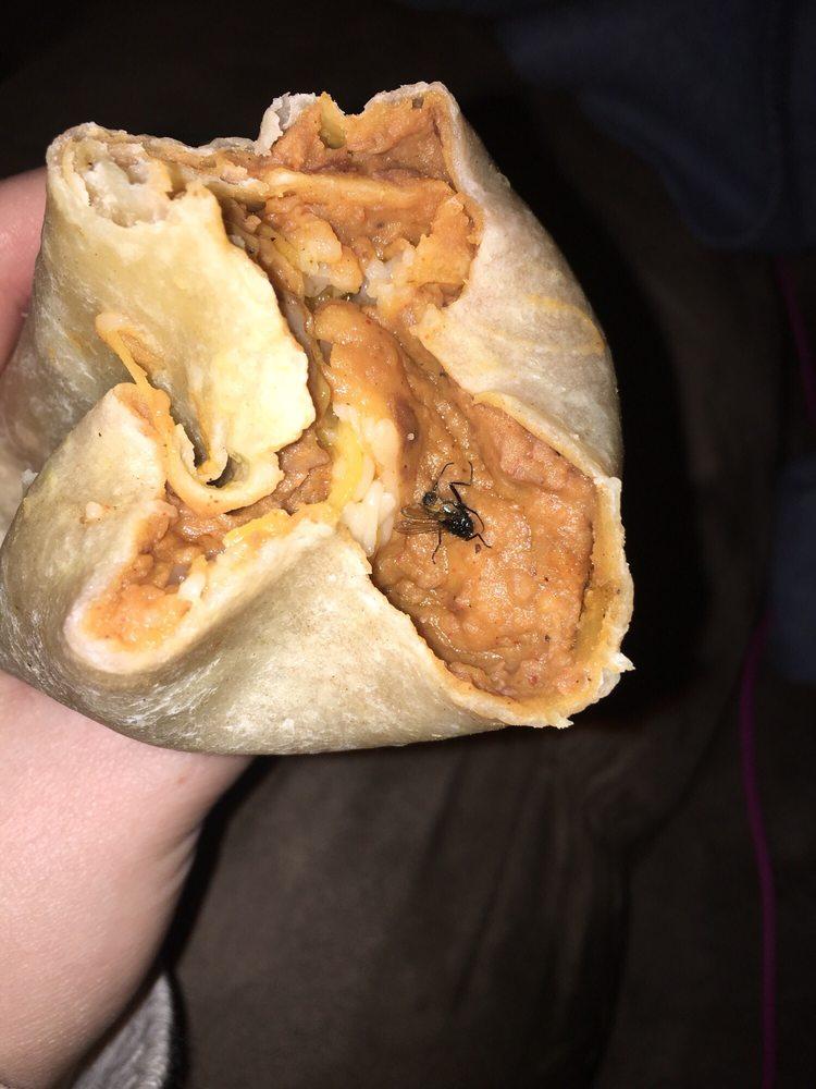 Food from Aibertos Mexican Restaurant