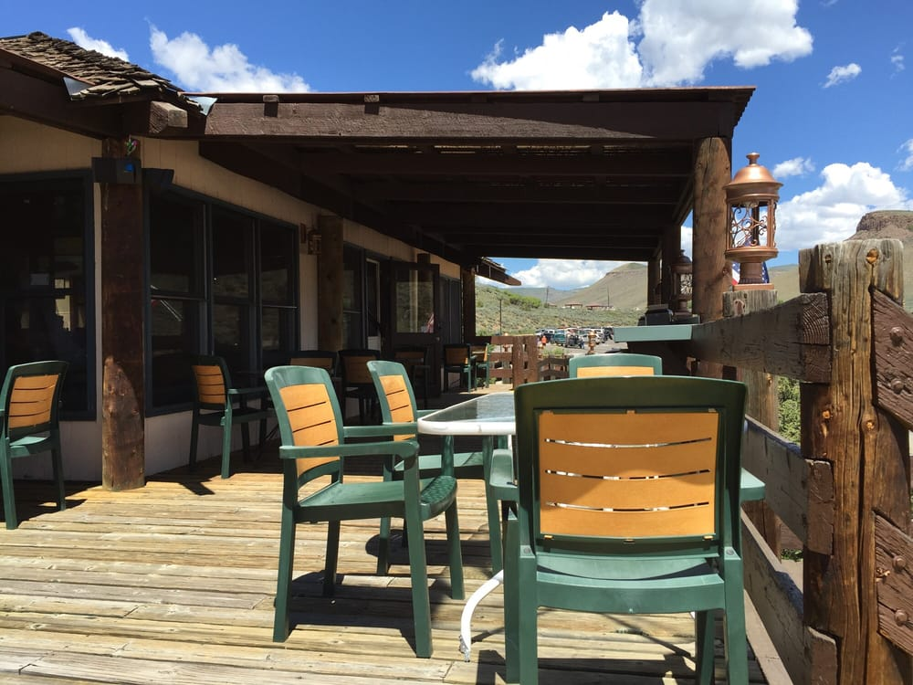 Pappy's Restaurant: 24830 US Hwy 50, Gunnison, CO