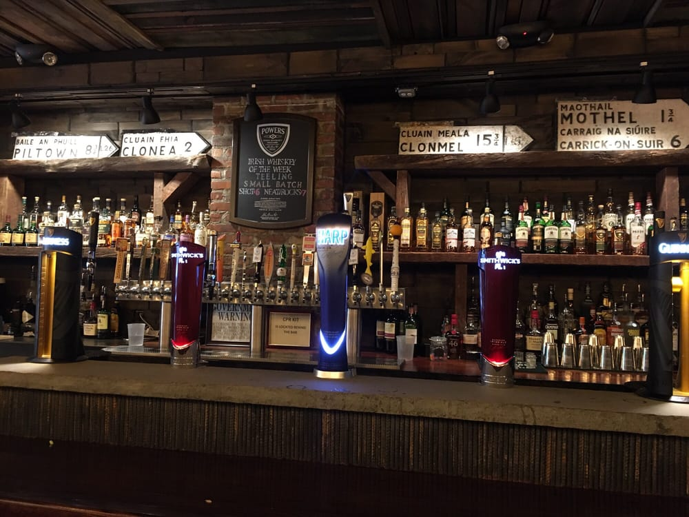 Passage Irish Bar And Kitchen Astoria Ny