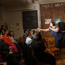 Photo Of The Living Room Comedy Show