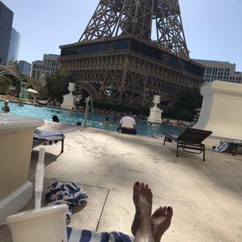 The Pool at The Paris Hotel & Casino - 28 Photos & 13