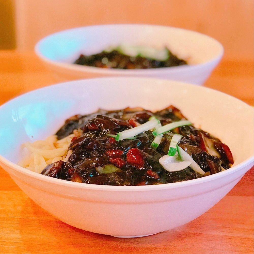 Hong Kong Banjum - Paik's Noodle: 6351 Multiplex Dr, Centreville, VA