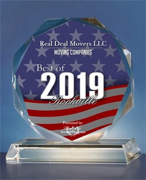 Photo of Real Deal Movers: Rockville, MD